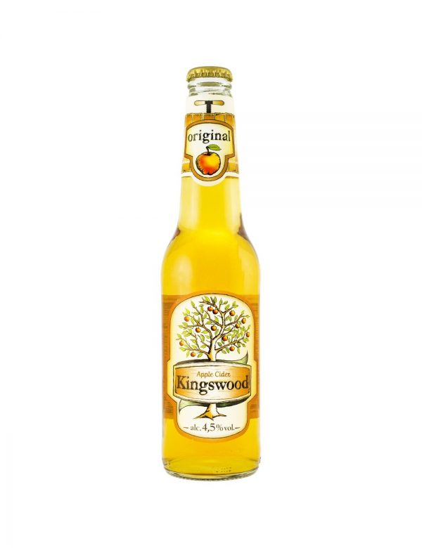 Kingswood Apple Cider 4.5% 0.4l